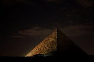 Египетская ночь