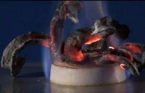 фараонова змея химический опыт